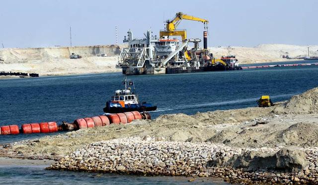 Ruta del Ártico y Trenes entre Europa y China, Fuertes alternativas al canal de Suez.