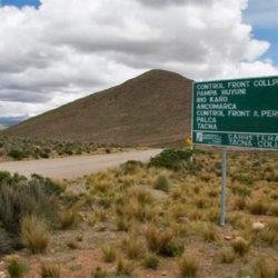 Crisis de ICCGSA pondría en riesgo ejecución de la carretera Tacna - Collapa - La paz